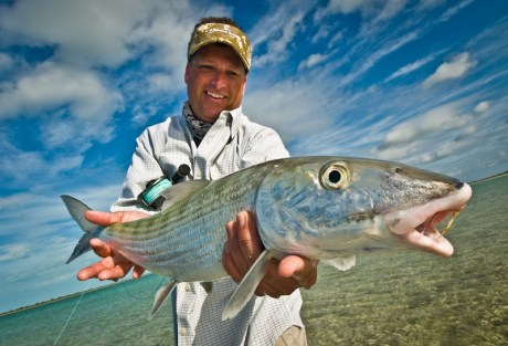 Bonefish by Louis Cahill Photography