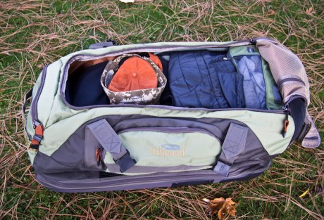 Rodeo Duffel Main Compartment