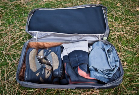 Fishpond Duffel Bottom Compartment