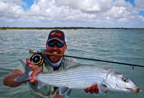 Andros Bonefish Report