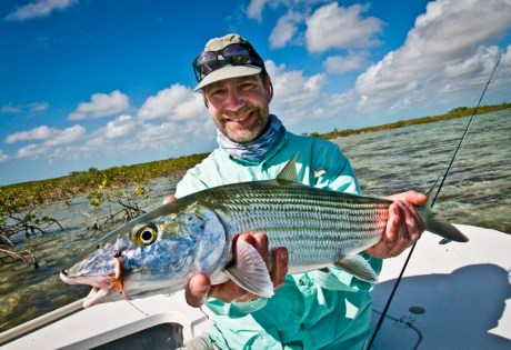 Andros Bonefish by Louis Cahill Photography