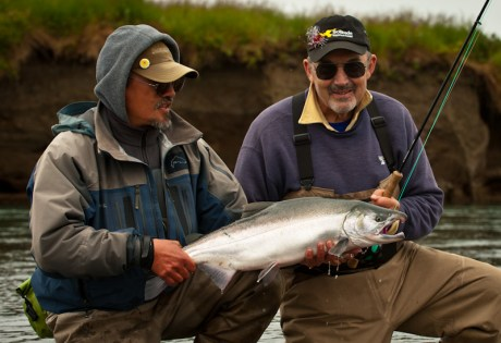 How to Catch Silver Salmon