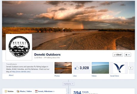 Facebook June 2012