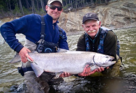 Dean Chinook Salmon
