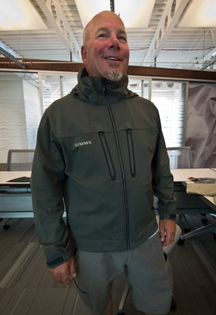 Simms Guide Windstopper Jacket