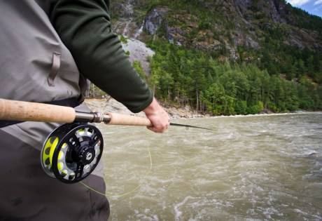 Spey Rods for Chinook Salmon