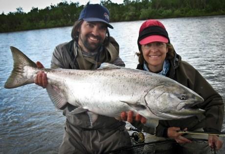 Chinook Salmon Lifecycles