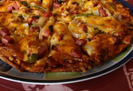 Pizza at Andros South