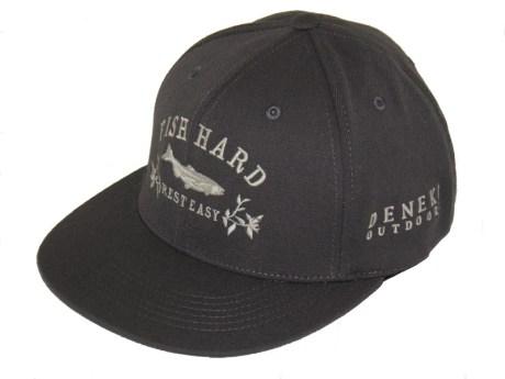 Deneki Flat Brim Hat