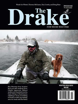 Drake Magazine Winter 2013 Cover