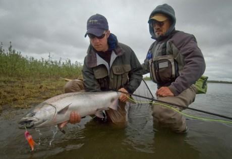 King Salmon at Alaska West-1
