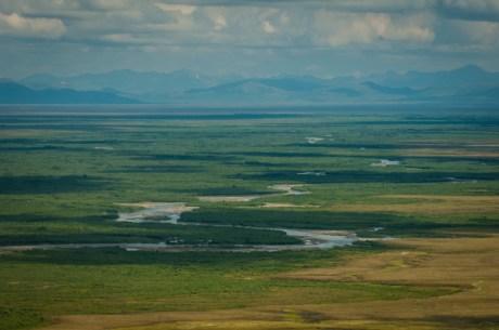 Low Gradient River