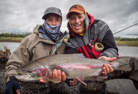 Rainbow Trout - Alaska West