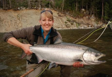 BC West Chinook Salmon