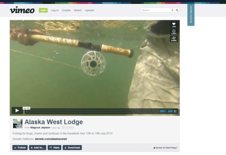 Alaska West on Vimeo