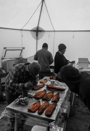 Smoked Fish at Alaska West