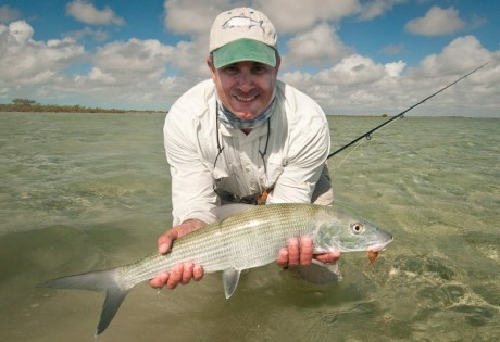Andros Bonefish by Louis Cahill