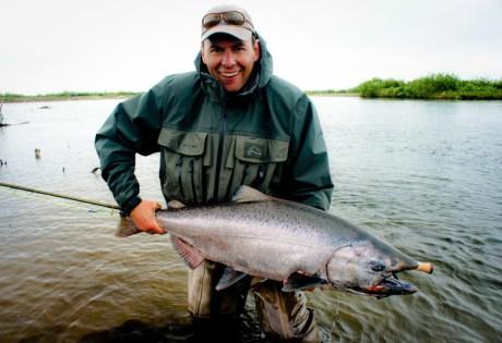 King Salmon Fritz