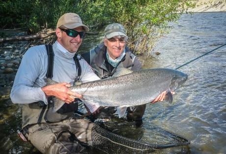 Dean River Chinook Salmon