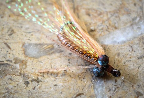 Rusty Bonefish Fly