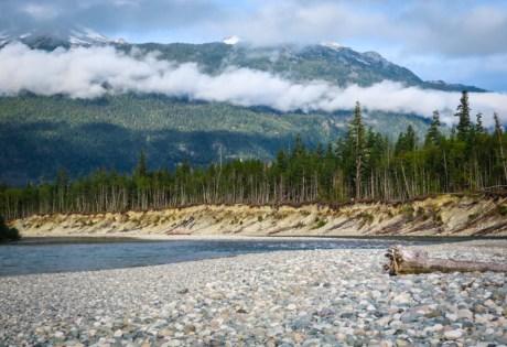 Favorite Fishing Places - Dean River