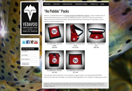 Vedavoo No Pebble Packs