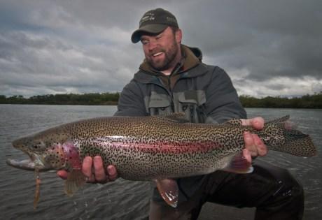 Big Rainbow Trout