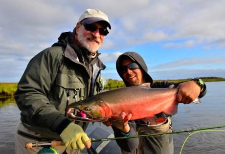 Topwater Salmon