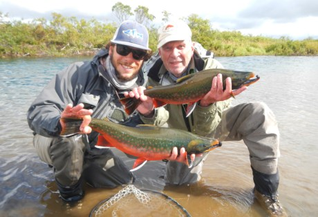 Dolly Varden Double