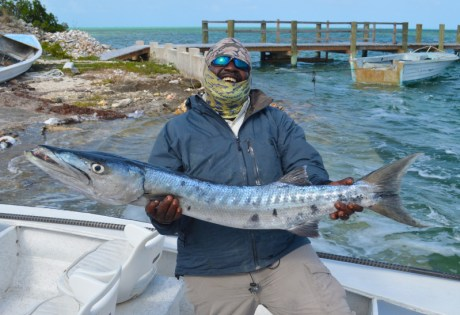 Barracuda at Andros South