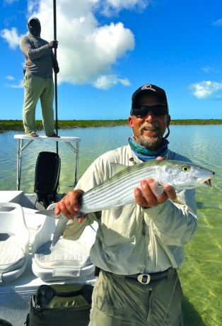 Bonefish at Andros South