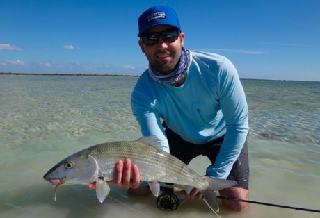 Ten Pound Bonefish