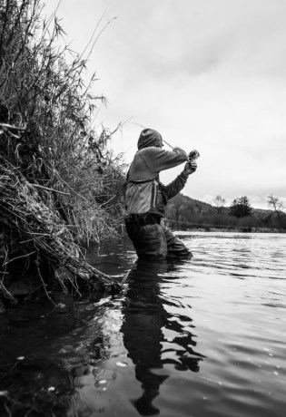 Kyle Shea Spey Casting for Steelhead