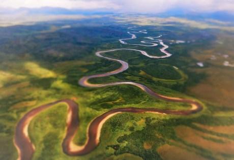 Chad Kulfan River Photo