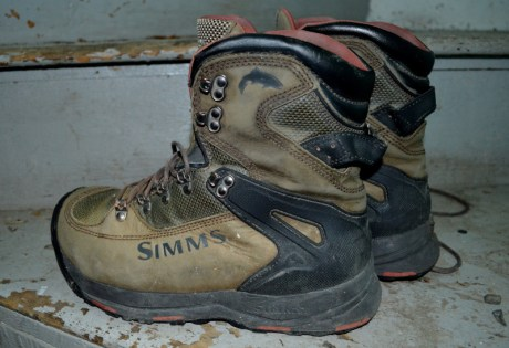 Simms G3 Guide Boots Review