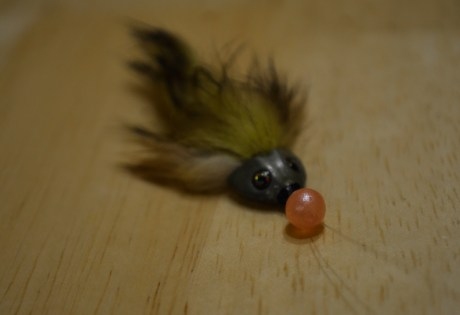 Trout flies and Trout Beads