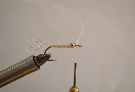 How to Tie the Rubber Legged Gotcha Bonefish Fly