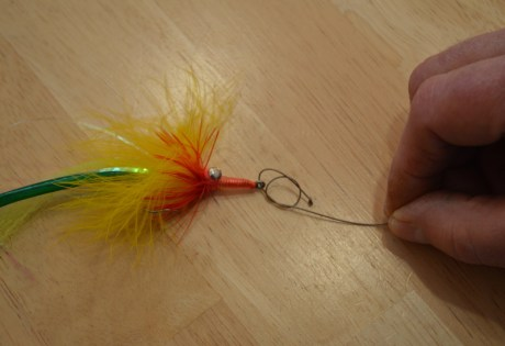 Rigging Flies with Wire