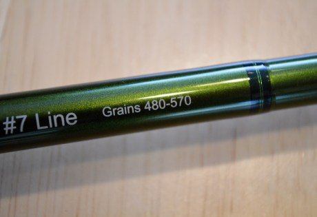 Grain Weights for Spey Rods