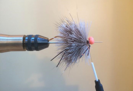 How to Tie a Tube Mouse Fly