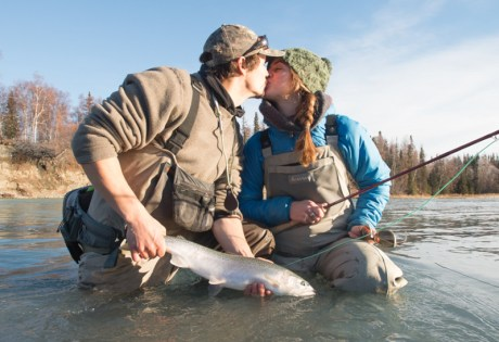 Fly Fishing Couples