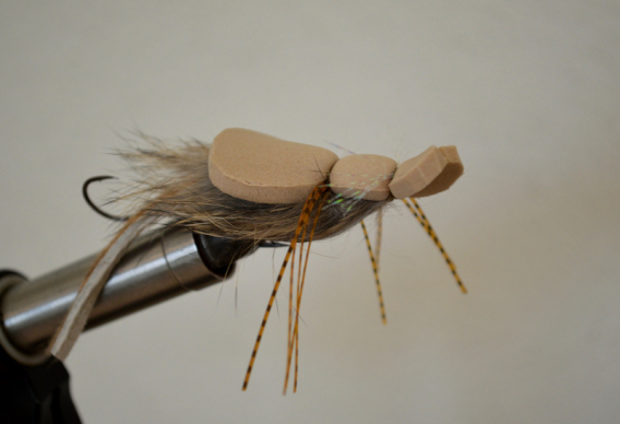 Mr. Hankey Mouse Fly for Trout