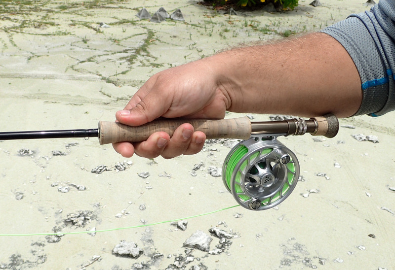 Selecting a fly reel
