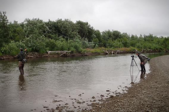 OPST Commando Head Video at Alaska West