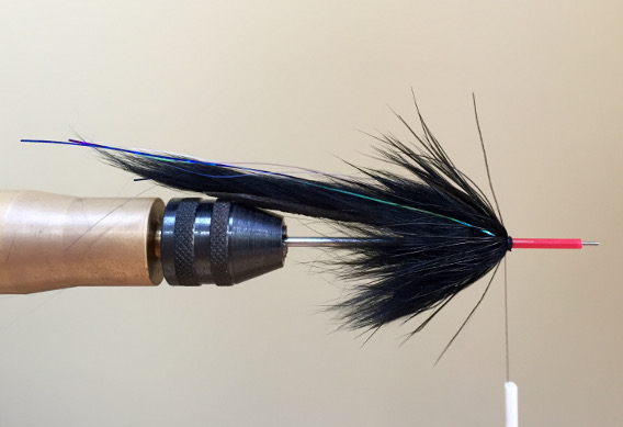 How to fie a tube fly leech