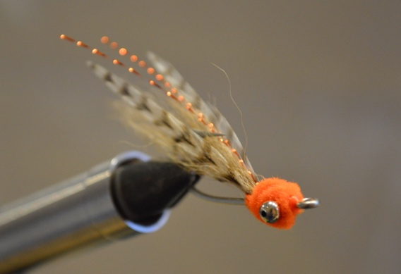 The Mini Puff Bonefish Fly Step By Step Fly Tying Instructions