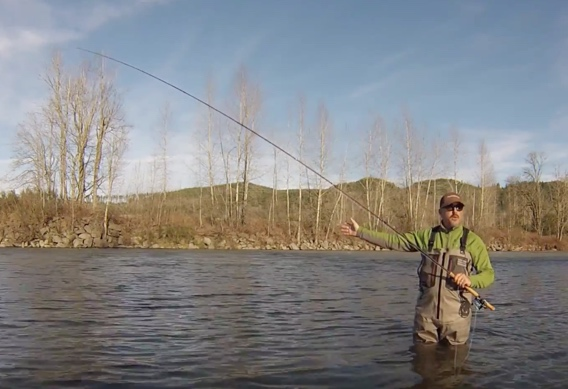 Spey TV Spey Casting Video.