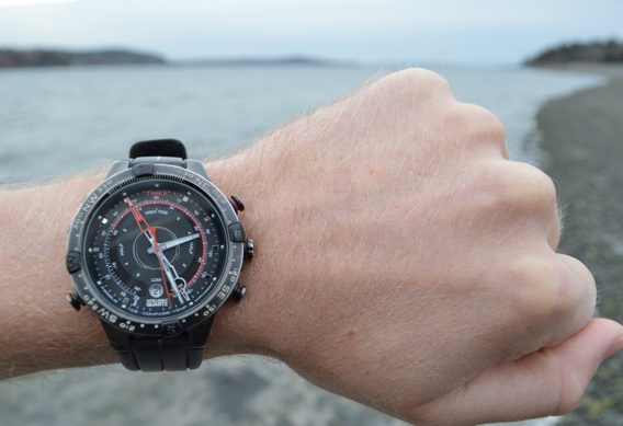 Tide watches for anglers.