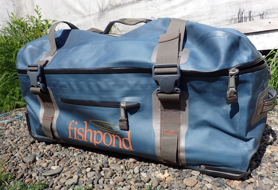 Fishpond Westwater Large Rolling Duffel Review