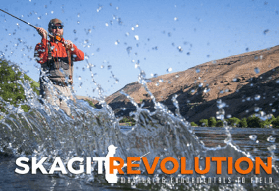 Skagit Revolution, instructional spey casting download.